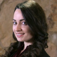 Portrait of Stephanie Taub