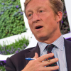 Steyer speaks at a Fortune Brainstorm Green 2013 panel 'Investors: Friend or Foe of Sustainability&
