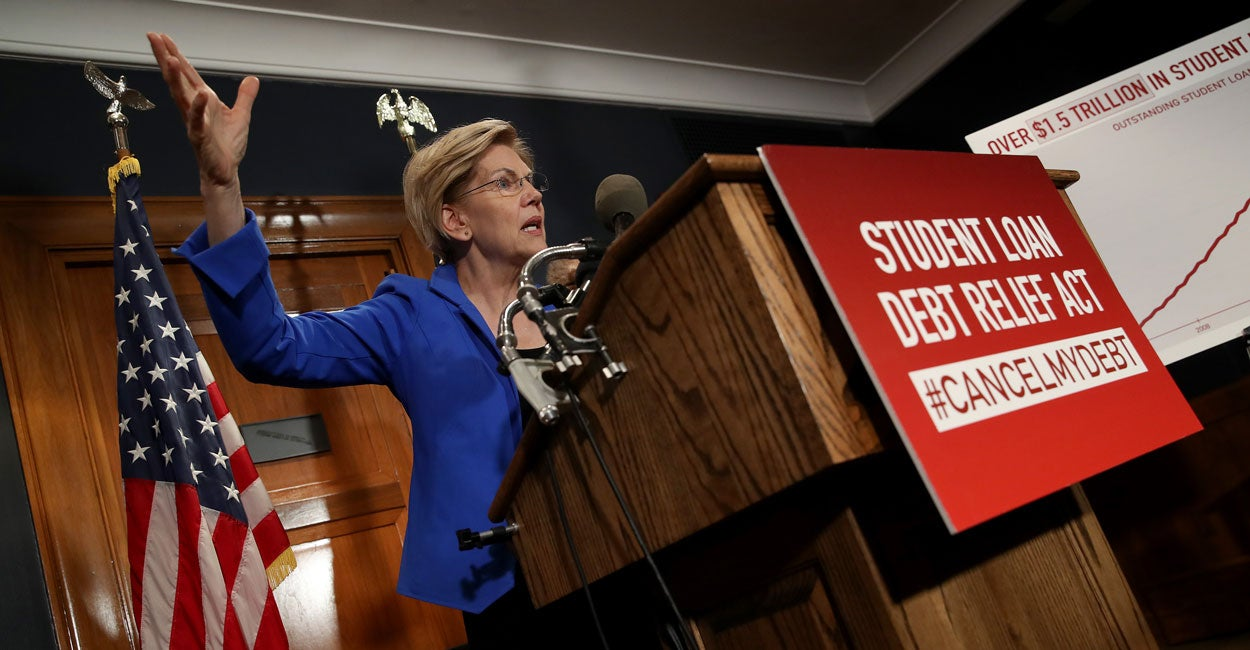 DAILY SIGNAL – Student Loan Forgiveness Is a Regressive Policy that Hurts Working-Class Americans