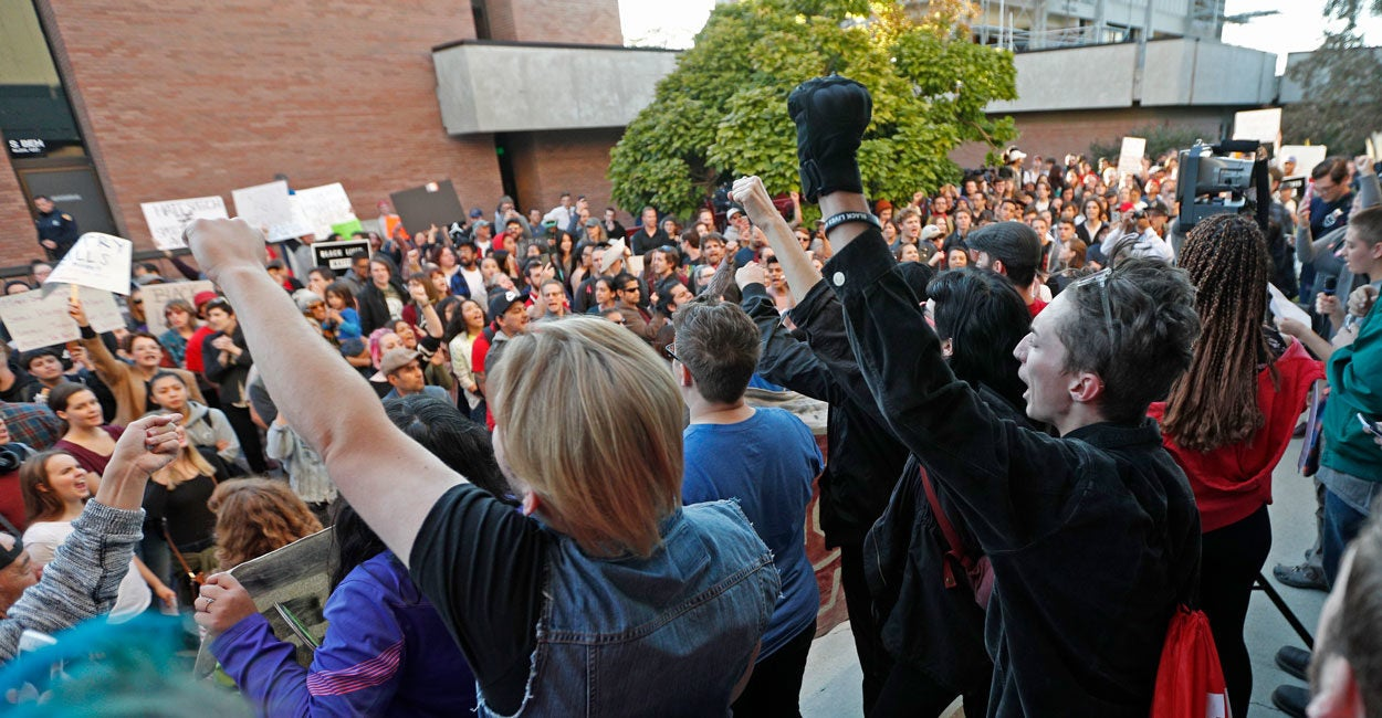 How Students Have Turned Their Back on Civil Discourse
