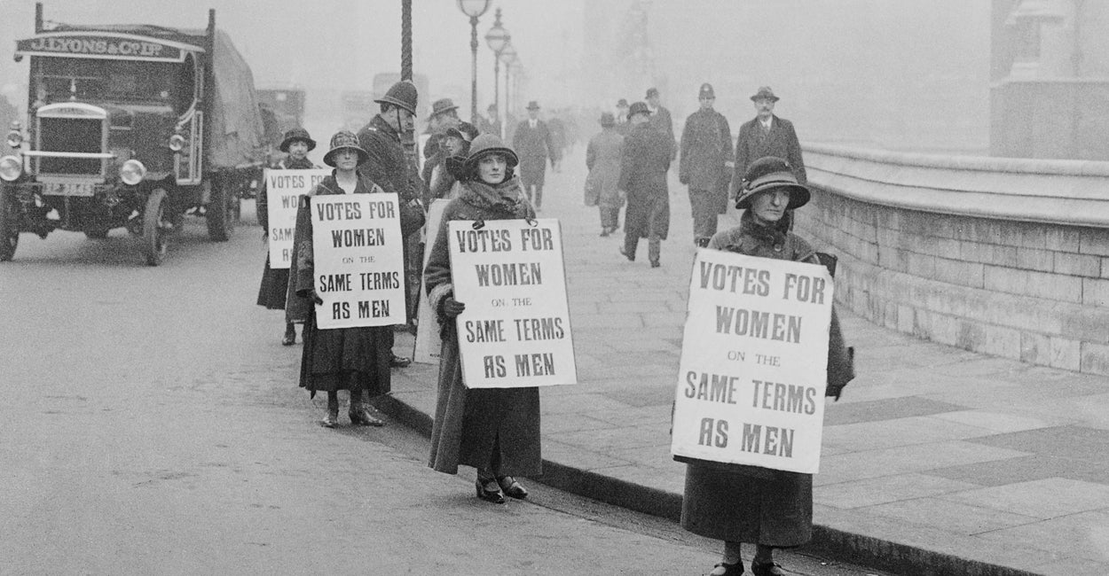 Conservatives Need to Reclaim Feminism or Pick a New Word