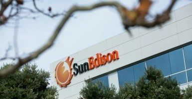 SunEdison has received at least $2.84 million in taxpayer money from the federal government.(Photo: Kris Tripplaar/Sipa USA/Newscom)