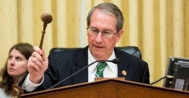 House Judiciary Committee Chairman Bob Goodlatte, R-Va., has introduced legislation to sunset the current tax code on Dec. 31, 2019. (Photo: Bill Clark/CQ Roll Call/Newscom)