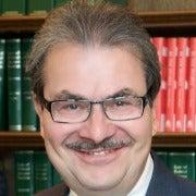 Portrait of Ted Hadzi-Antich