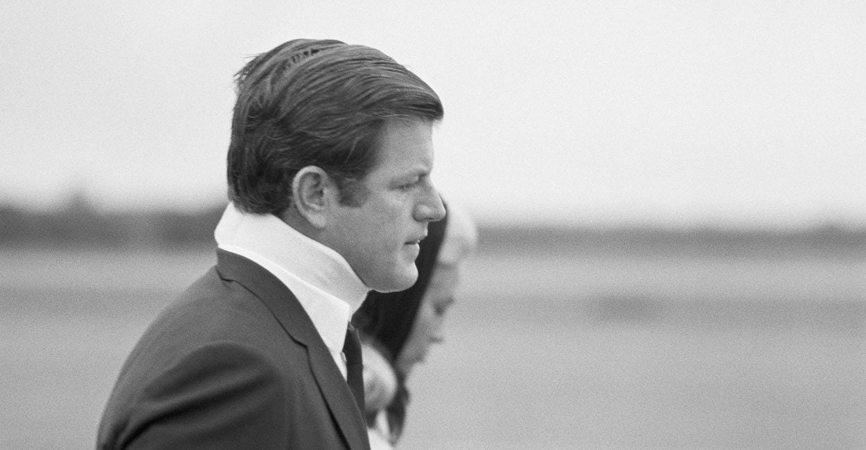 How the Media's Moon-Landing Reminiscences Drowned Out the 50th Anniversary of Chappaquiddick