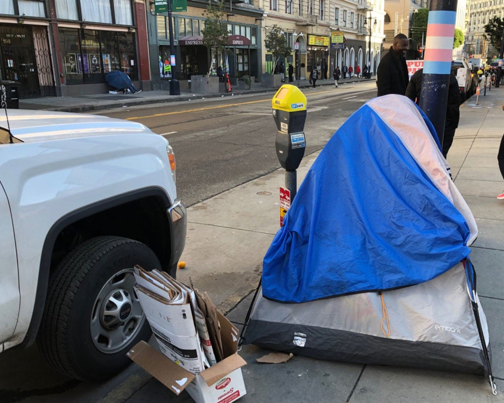 Tents, Homelessness, and Misery: 9 Things I Saw in San Francisco