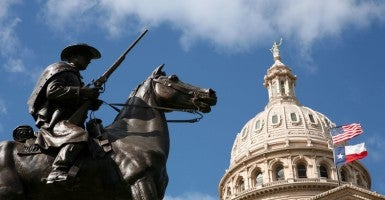 Austin, TX, USA—Texas State Capitol (Photo: Marianna Day Massey/ZUMA Press/Newscom)