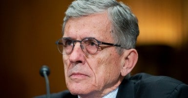 Tom Wheeler, Chairman of the Federal Communications Commission. (Photo: Tom Williams/CQ Roll Call/Newscom)