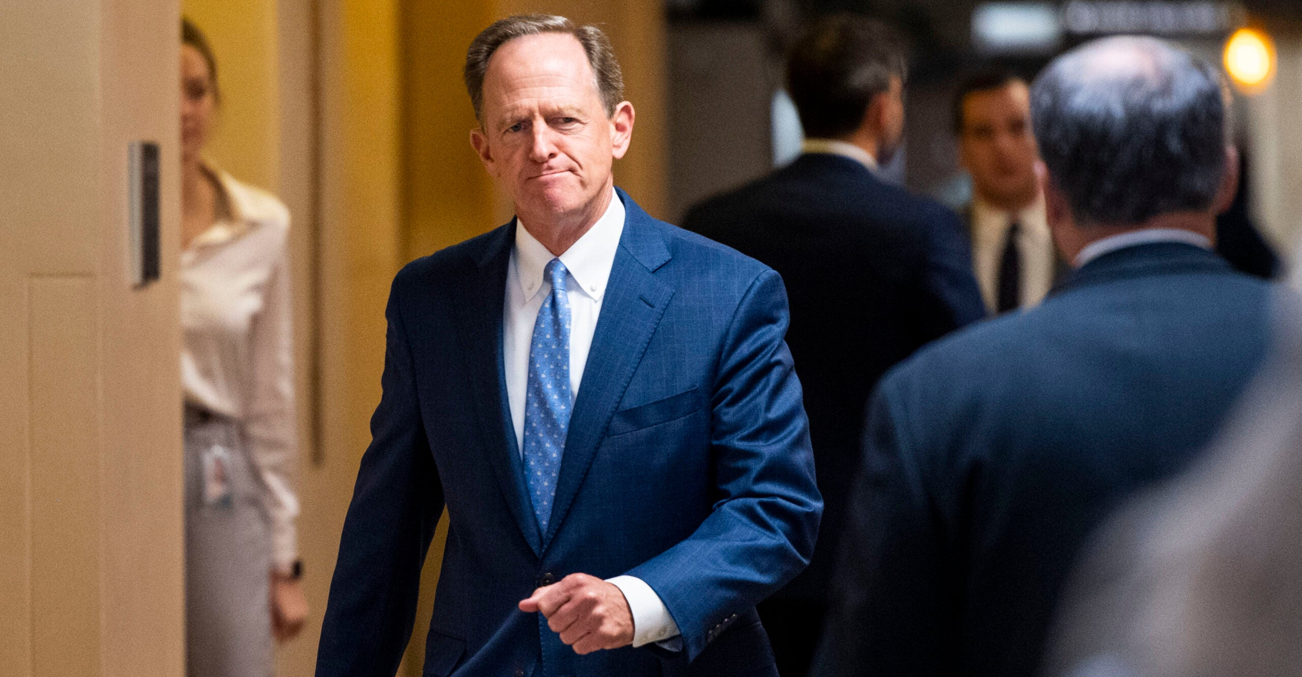 Sen. Toomey: Federal Reserve �Stonewalling� Transparency Requests Over New Racism Focus As Fed Goes Woke, Toomey Demands Transparency