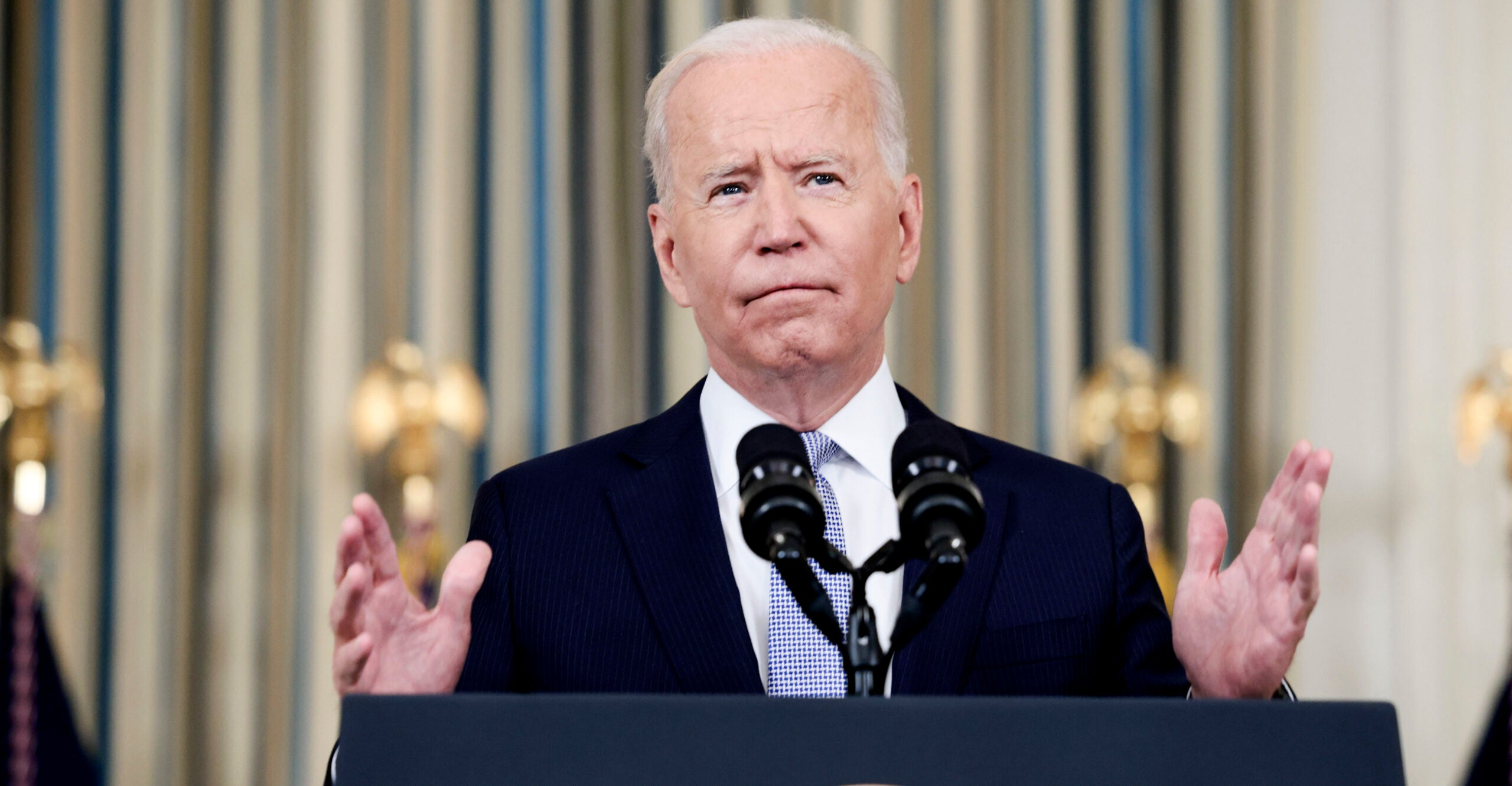 Biden Struggles to Corral His Party Over Trillions in Spending