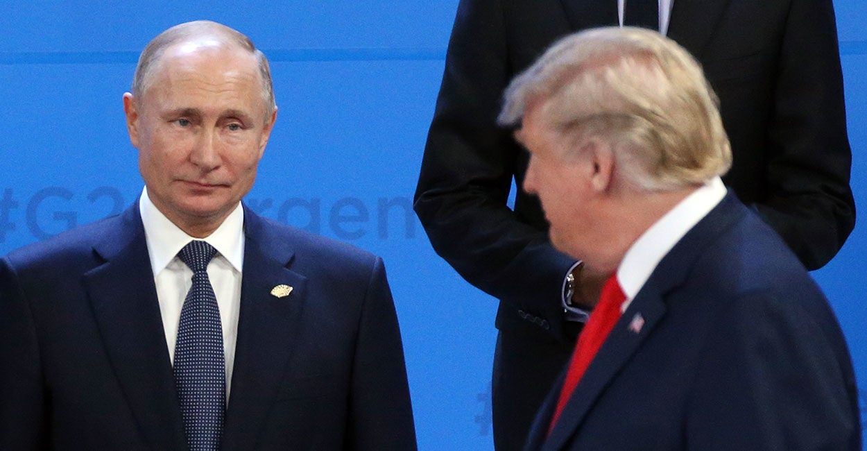 Why Trump Is Right to Pull Out of Nuclear Treaty With Russia