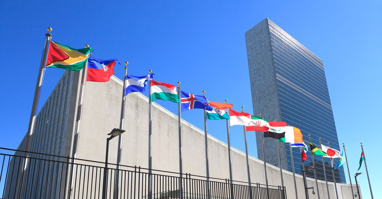 How the US Can Block Abortion and 'Hate Speech' Activism at the UN