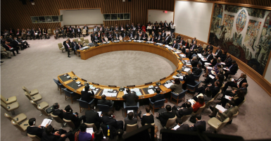 United Nations Security Council (Photo: istockphoto)