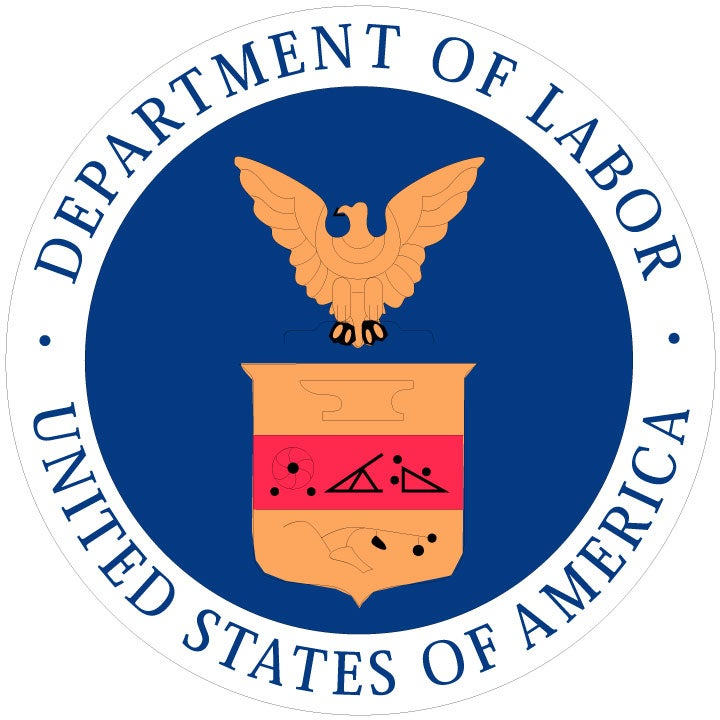 US-DeptOfLabor-Seal