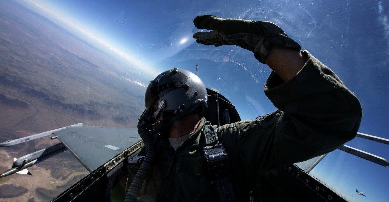 Aviador estadounidense