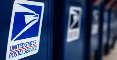 On Friday morning the USPS announced a $5.1 billion loss for its just-completed fiscal year. (Photo: Mike Blake/Reuters/Newscom)
