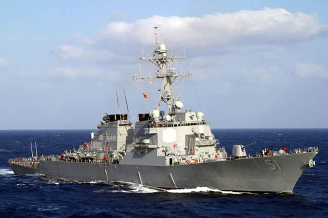 Spain s aegis frigates could join europe s missile defense shield