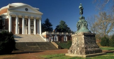 University of Virginia campus (Photo: Andre Jenny Stock Connection Worldwide/Newscom)
