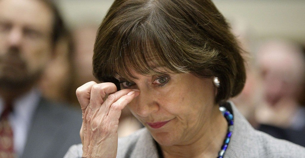 Lois Lerner (Photo: Jonathan Ernst/Newscom)