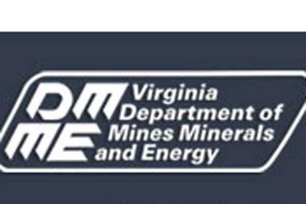 uranium mining graphic: VA Dept. of Mines