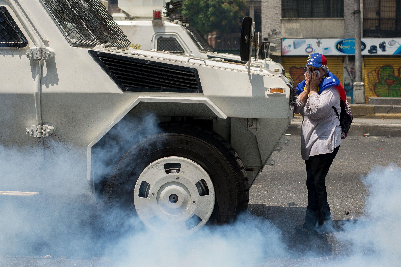 Venezuela: Un militar muere y suman tres los fallecidos en protestas