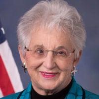 Portrait of Virginia Foxx