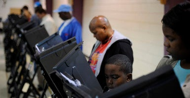 Shouldn't the focus be on only eligible voters voting? (Photo: EdStock/iStock)