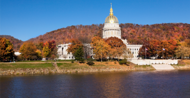 West Virginia State Capitol. (iStockphoto)
