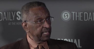Economist Walter Williams.