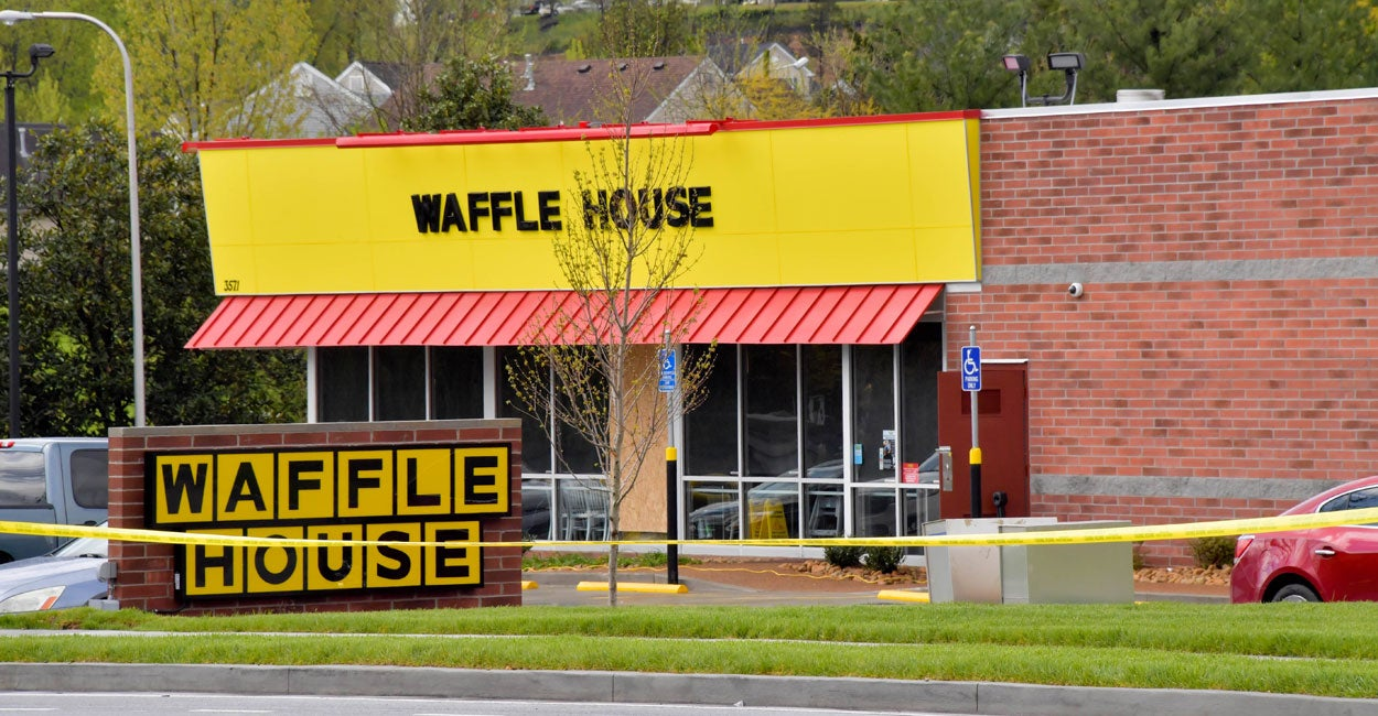 If Current Laws Had Been Followed, There Would Have Been No Waffle House Shooting