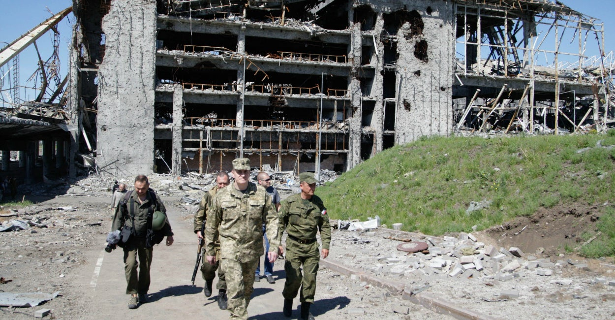Report Details Widespread Prisoner Abuse, Torture in Ukraine Conflict