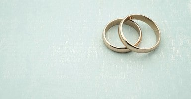 Just because Americans have differing views on marriage doesn't mean we can't coexist. (Photo: JasminAwad/istock)