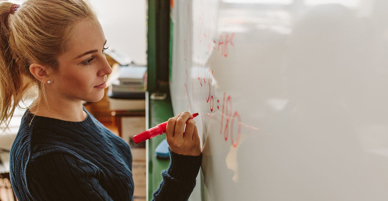 Here's a Simple Way to Help Teachers Stay in Their Jobs