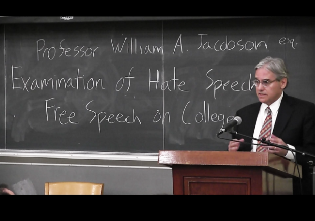 Conservative Law Professor Challenges Campus Left on Free Speech (and Wins Them Over)