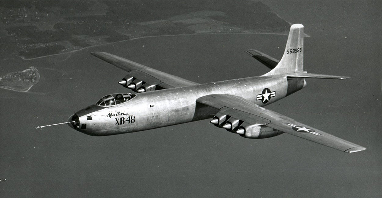 How the Air Force Got Its Start 72 Years Ago