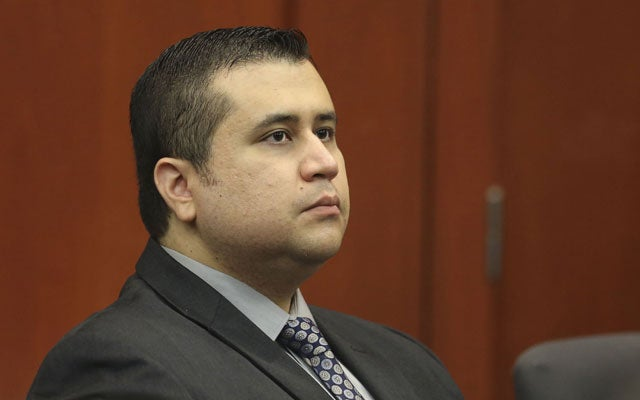 George Zimmerman. (Photo: Gary W. Green/MCT/Newscom)