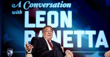 Former Defense secretary and CIA director Leon Panetta. (Photo: Olivier Douliery/Newscom)