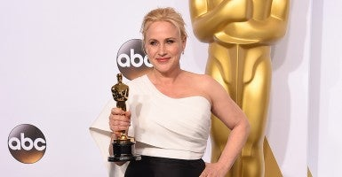Actress Patricia Arquette (Photo: ACE Pictures/Newscom)