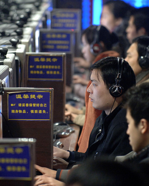 CHINA-MEDIA-INTERNET