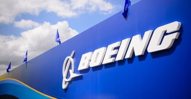 "Boeing's CEO Dennis Muilenburg said the expiration of the Ex-Im Bank's charter does not create ""near-term financial risk"" for the company (Photo: AFP/Leon Nealleon/Getty Images)"