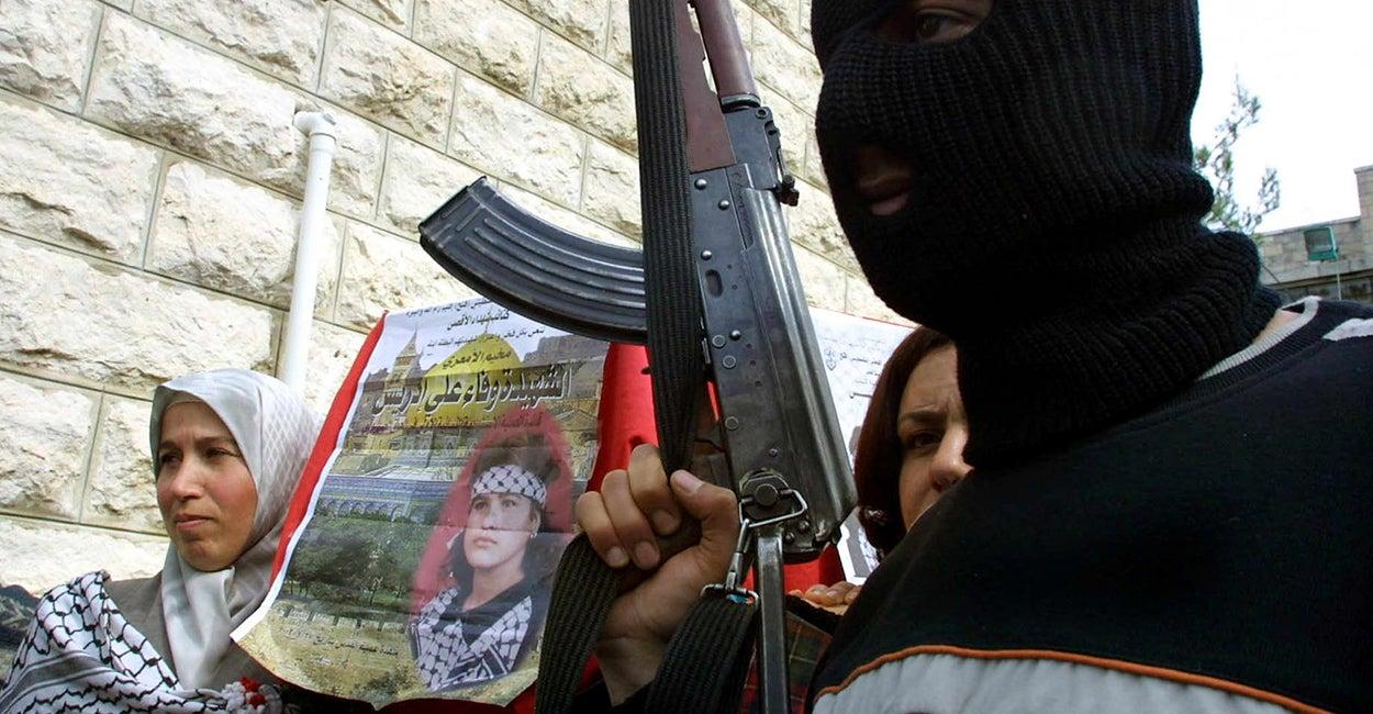 Lawsuit Accuses Arab Bank Of Rewarding Suicide Bombers