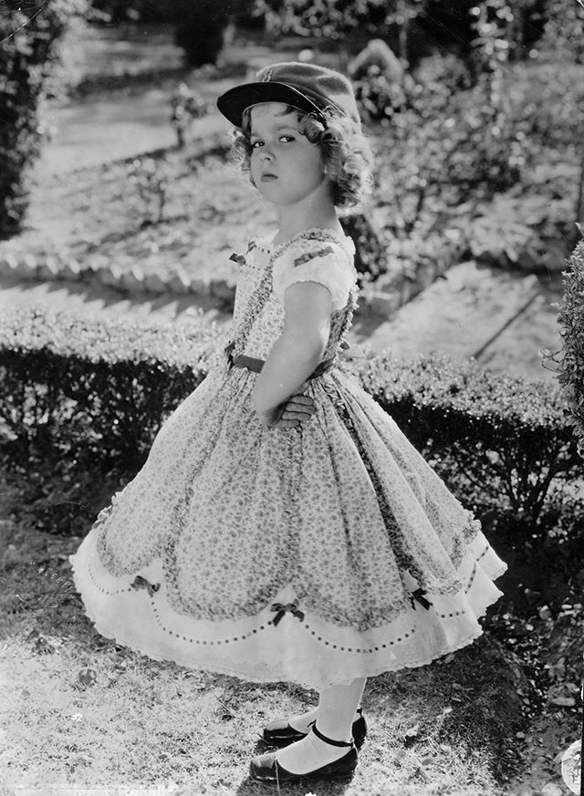 Shirley Temple / Photo c.1935