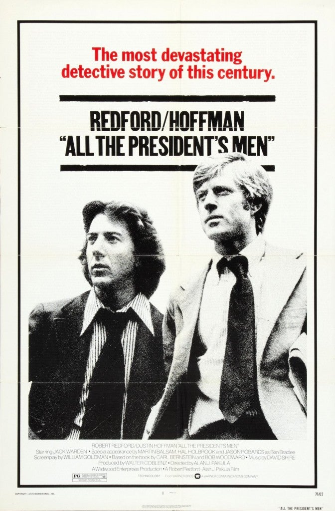 Photo: Amazon Product Image, 'All the President's Men (Two-Disc Special Edition)'