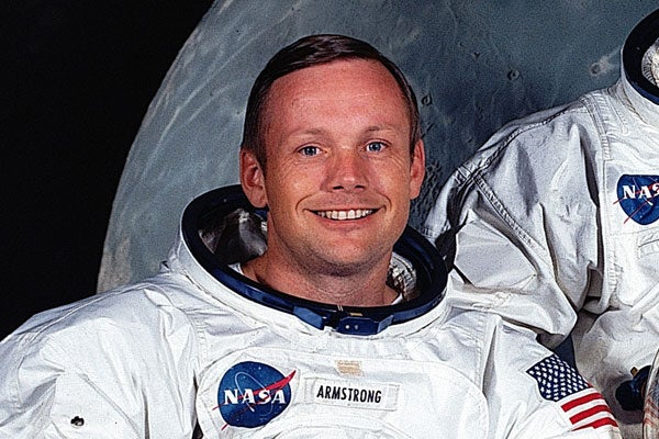 Heritage Remembers Neil Armstrong (1930-2012)