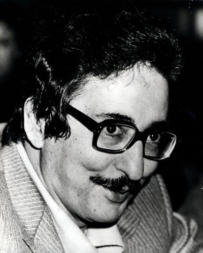 Former Iranian President Bani-Sader
