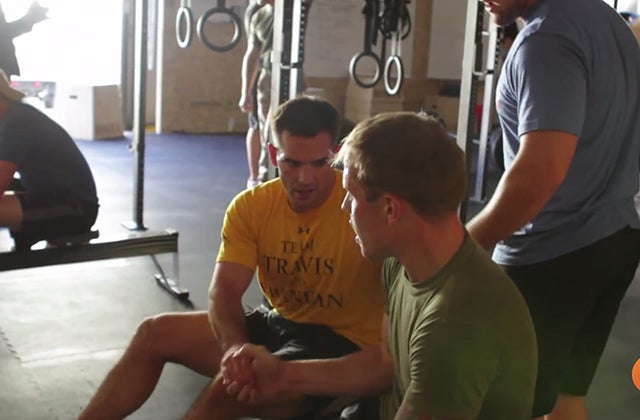 CrossFit Walter Reed (Photo: 3V Video, CrossFit Walter Reed, courtesy of Brian Wilson)