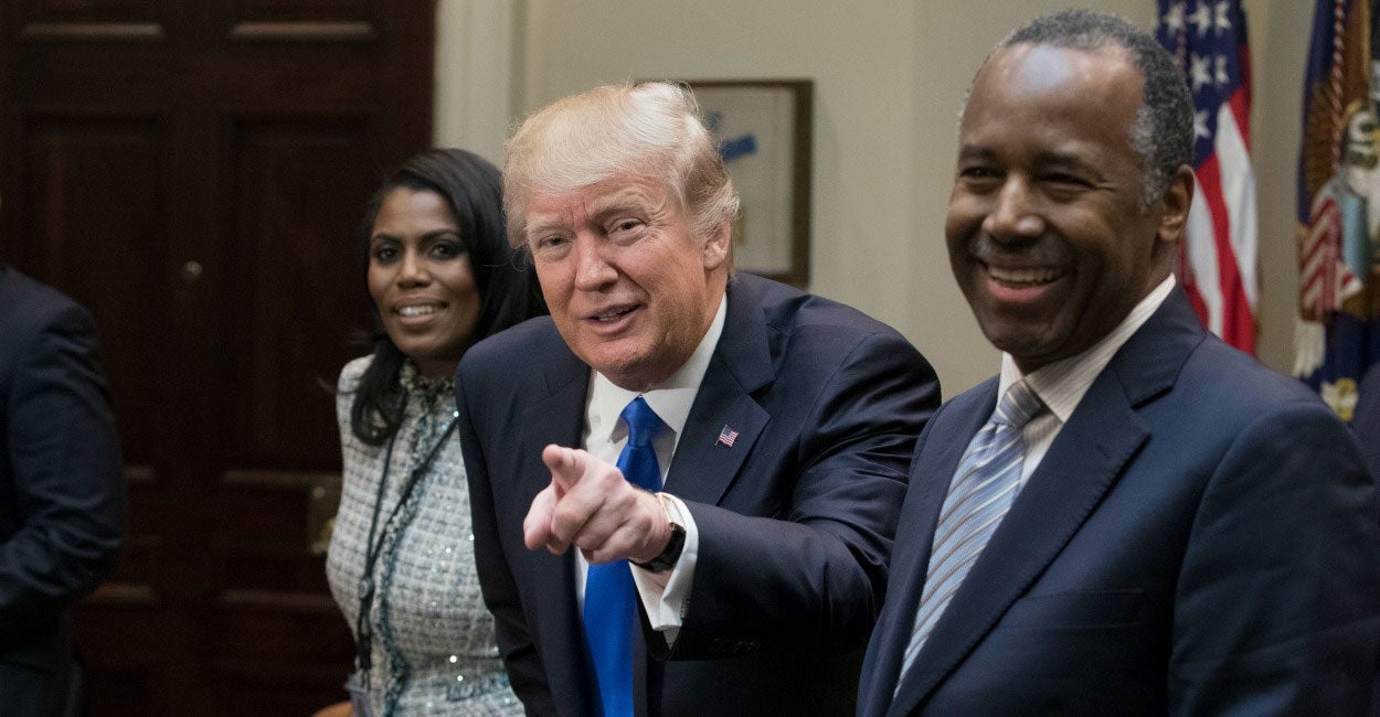 ben carson confirmed as hud secretary