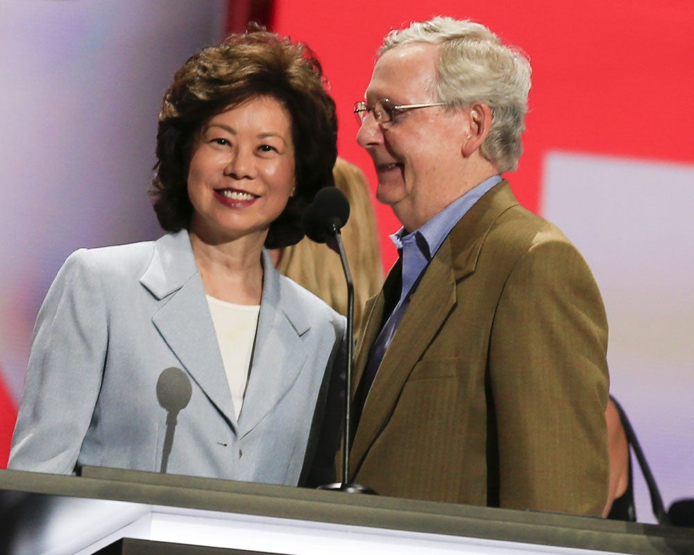 6 Interesting Facts About Elaine Chao Trump S Pick For