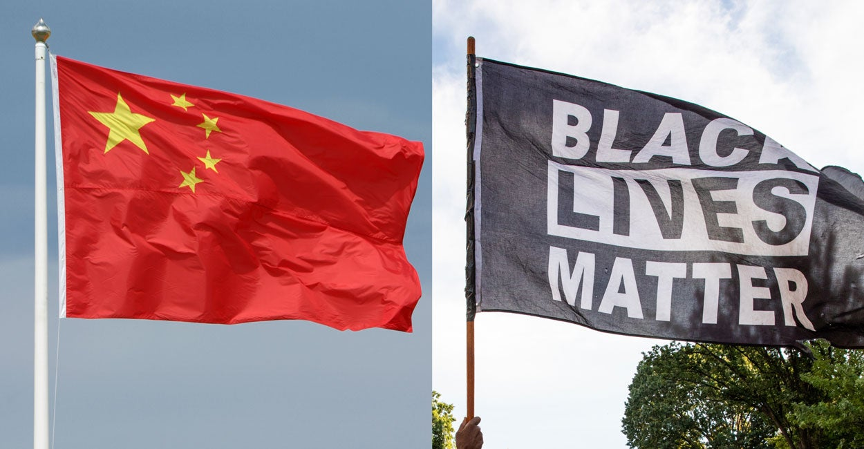 This BLM Co-Founder and Pro-Communist China Group Are Partnering Up. Here's Why.