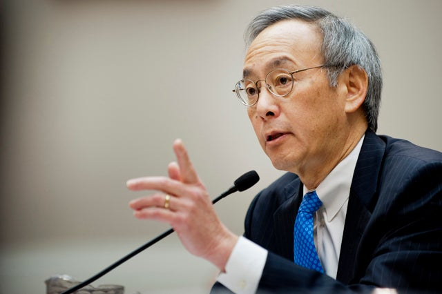 Energy Secretary Steven Chu Testifies On Solyndra